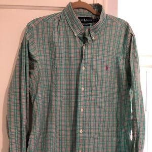 Ralph Lauren long sleeves shirt